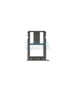 Micro SIM SD Card Tray Replacement - Black for Google Nexus 6P