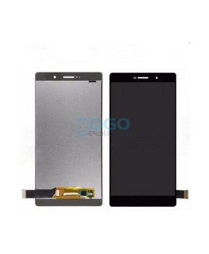 LCD & Digitizer Touch Screen Assembly Replacement for For Huawei Ascend P8 Max - Black