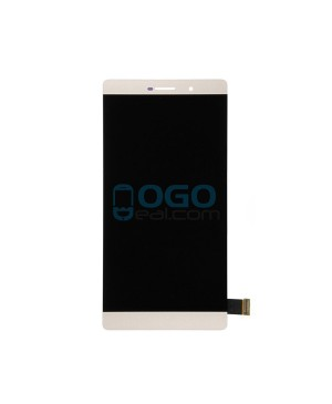 LCD & Digitizer Touch Screen Assembly Replacement for For Huawei Ascend P8 Max - Gold