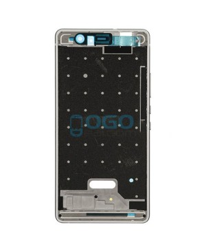 OEM Front Housing Bezel Replacement for Huawei Ascend P9 lite - White