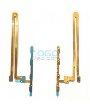 Power On Off Volume Side Key Button Flex Cable Replacement Huawei Honor 8