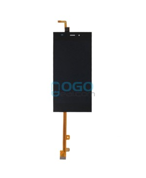 LCD & Digitizer Touch Screen Assembly Replacement for Xiaomi Mi 3 - Black