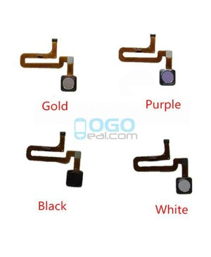Fingerprint Sensor Flex Cable Replacement for Xiaomi Mi 4S - Purple