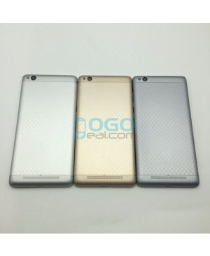 Battery Door/Back Cover Replacement for Xiaomi Redmi 3 - Gray