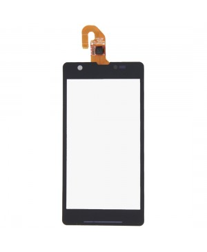 Digitizer Touch Glass Panel Replacement for Sony Xperia ZR M36H Black