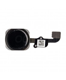 Apple iPhone 6S Home Button With Home Flex Cable Assembly, Ori-Black