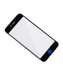 Apple iPhone 6S Front Glass Lens Replacement, Ori - Black