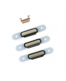 Apple iPhone 6 Side Button Key Set-Gold