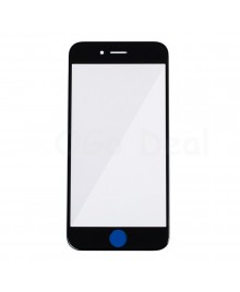 Apple iPhone 6 Front Glass Lens Replacement, Ori - Black