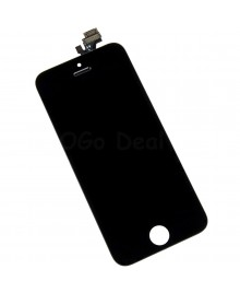 Apple iPhone 5 Digitizer and LCD Screen Assembly with Frame Replacement - Black, Premium Ori