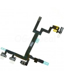 Apple iPhone 5 Power and Volume Flex Cable Replacement, Ori new