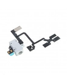 Apple iPhone 4 Headphone Jack and Volume Flex Cable - White, Ori new