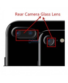 Rear Camera Glass Lens Replacement for iPhone 7 Plus