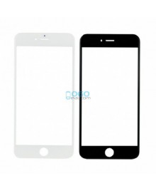 Front Outer Screen Glass Lens Replacement for iPhone 7 Plus - Black