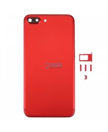 Battery Door/Back Cover Replacement for iPhone 7 Plus - Red
