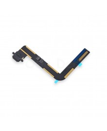 iPad Air Charging Port Dock Connector Flex Cable - Black