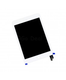 iPad Mini 4 LCD Screen and Digitizer Assembly replacement Original White