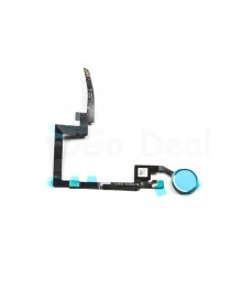 iPad Mini 3 Home Button Assembly Ori - Silver