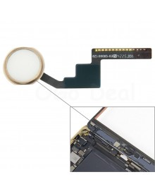 iPad Mini 3 Home Button Assembly Ori - Gold