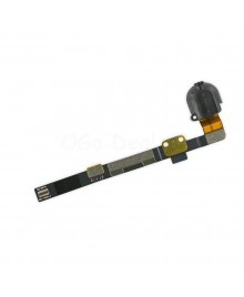 iPad mini 2 & Mini 3 Audio Headphone Jack Flex Cable - Black