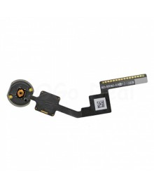 iPad Mini 3 Home Button Flex Cable Ori - Black