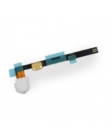 iPad mini Audio Headphone Jack Flex Cable - White