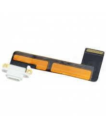 iPad mini Charging Port Dock Connector Flex Cable - White