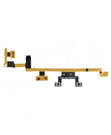 iPad 3/4 Power and Volume  Button Flex Cable Ori