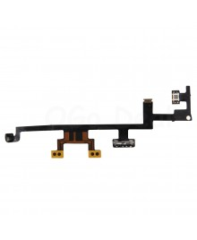 iPad 3/4 Power and Volume  Button Flex Cable High Qualtiy