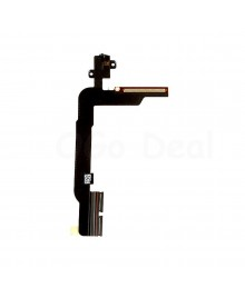 iPad 3/4 Audio Headphone Jack Flex Cable with Interconnection  Board (Wifi Version)- Ori