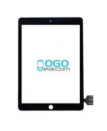 "Digitizer Touch Glass Panel Replacement for iPad Pro 9.7"" Black"