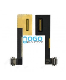 "Charging Dock Port Flex Cable Replacement for iPad Pro 9.7"" - White"