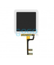 LCD & Digitizer Touch Screen Assembly Replacement for iPod Nano 6th Gen - White