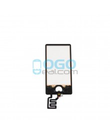 Digitizer Touch Glass Panel Replacement for iPod Nano 7th Gen White