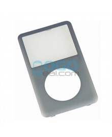 Front Cover Replacement for iPod Classic 6th Gen - Silver