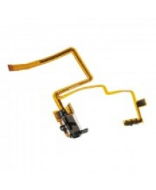 Headphone Jack Flex Cable Replacement for iPod Classic 6th Gen 80GB