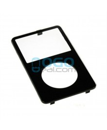 Front Cover Replacement for iPod Video 5th Gen - Black