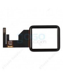 Digitizer Touch Glass Panel Replacement for Apple Watch(Series 1) 38mm Black