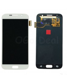LCD and Digitizer Assembly Replacement for Samsung Galaxy S7  - White