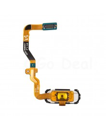 Home Button Flex Cable for Samsung Galaxy S7 - White
