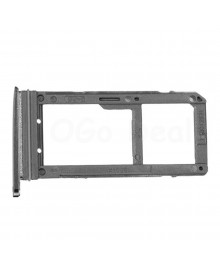SIM Tray for Samsung Galaxy S7  - Black