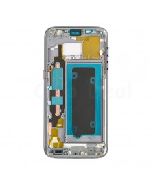LCD front Support Frame for Samsung Galaxy S7 (G930V / G930P) - Black