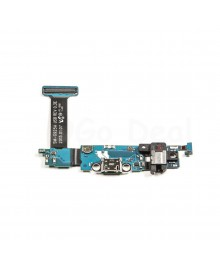 Charging Port Flex Cable Replacement for Samsung Galaxy S6 Edge SM-G925A