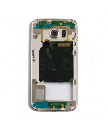 Back Housing Assembly for Samsung Galaxy S6 Edge (G925A / G925T) - Gold