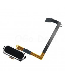 Home Button Flex Cable Replacement for Samsung Galaxy S6- Black Sapphire