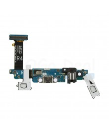 Charging Port Flex Cable Replacement for Samsung Galaxy S6 SM-G920R4