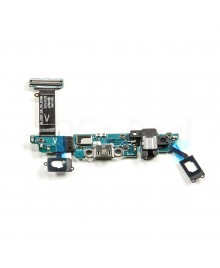 Charging Port Flex Cable Replacement for Samsung Galaxy S6 SM-G920V