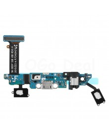 Charging Port Flex Cable Replacement for Samsung Galaxy S6 SM-G920F