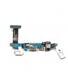 Charging Port Flex Cable Replacement for Samsung Galaxy S6 SM-G920T