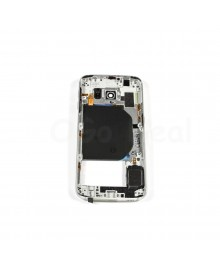 Back Housing Assembly for Samsung Galaxy S6 (G920A / G920T) - White